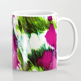 A Colorful Evolve Coffee Mug