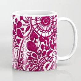 Love from the heart - The right way of life is love 愛由心生 - 愛了就對了 Coffee Mug