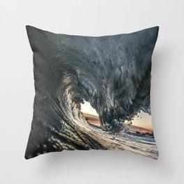 Effective Element Throw Pillow