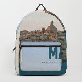 Visit Malta Backpack