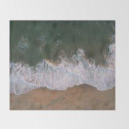 Ocean Shores Throw Blanket
