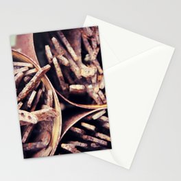Rust 6 Stationery Cards