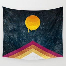 004 - Melting Moon drops Wall Tapestry