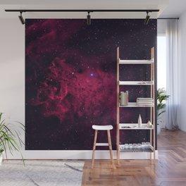 The Flaming Star Nebula Wall Mural