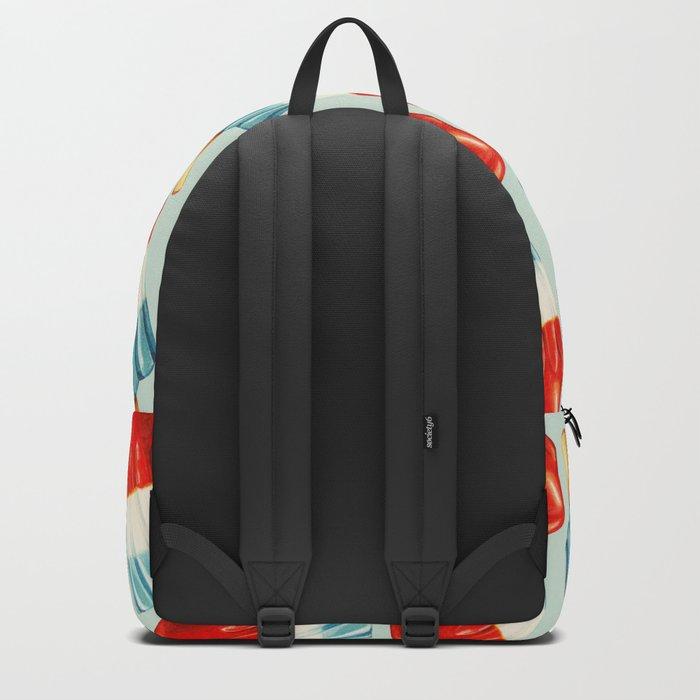 Bomb Pop Pattern Backpack