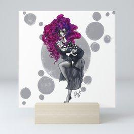 Drag queen Mini Art Print