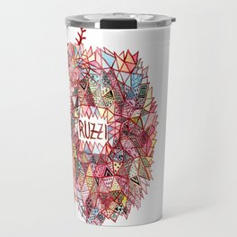 Ruzzi # 001 Travel Mug