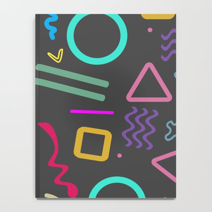 Back to the 80's Notebook