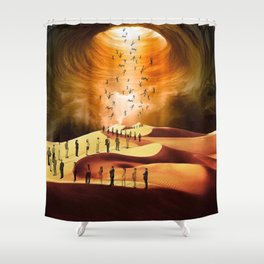 Soul Intervention Shower Curtain