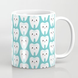 Happy teeth Coffee Mug