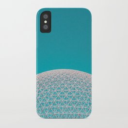 Surreal Montreal 5 iPhone Case