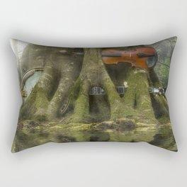 Living Roots Rectangular Pillow