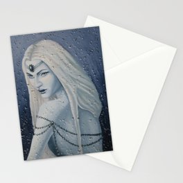 Snow Witch Stationery Cards