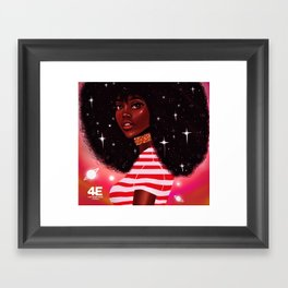 Find Me Framed Art Print