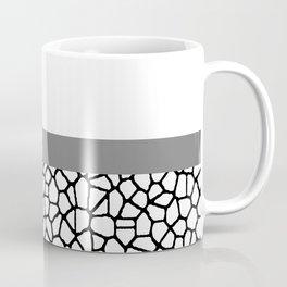 staklo (gray stripe) Coffee Mug