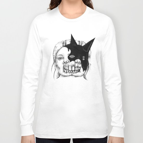 Evil on Your Mind 03 Long Sleeve T-shirt