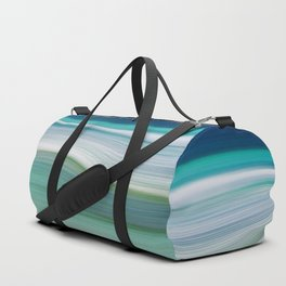 OCEAN ABSTRACT Duffle Bag