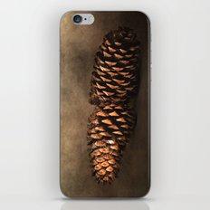 Fallen - Pine Cones iPhone & iPod Skin