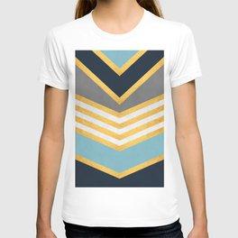 Abstract Golden Art VII T-shirt