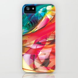 Clusters on mind #1 iPhone Case