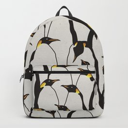 Penguin Patch Backpack