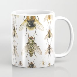 flying insects Coffee Mug