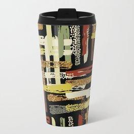 Tribal Abstracts 1 Travel Mug