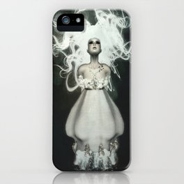 of the deep iPhone Case