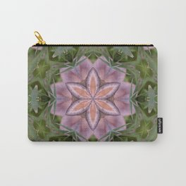 Beautiful fungi kaleidoscope Carry-All Pouch