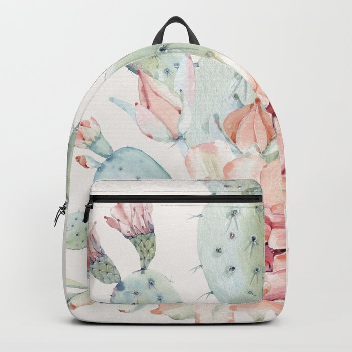 Cactus 3 #society6 #buyart Backpack