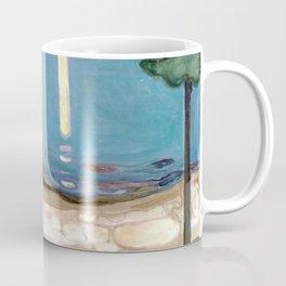 Edvard Munch - Moonlight Coffee Mug