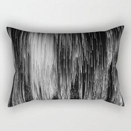 rain drop night Rectangular Pillow