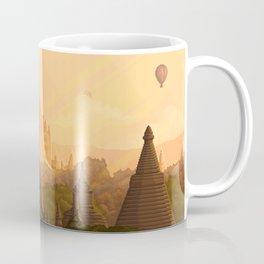 Bagan Myanmar Coffee Mug
