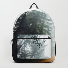Golden Path (Color) Backpack