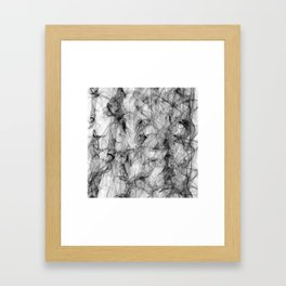 DANCING KING Framed Art Print