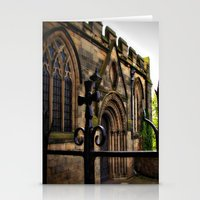 medieval Stationery Cards featuring Medieval by Barbara Gordon Photography