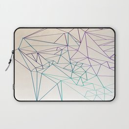 Between the Lines Laptop Sleeve