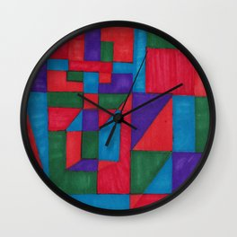 Higher Think'n Wall Clock