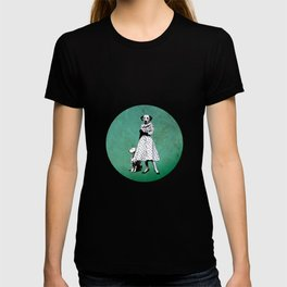Two dalmatians - humor T-shirt