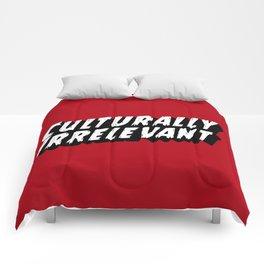 Culturally Irrelevant Fan Gear Comforters