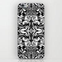 vertigo iPhone & iPod Skins featuring Vertigo by András Récze
