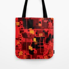 Abstract Composition #4 Tote Bag