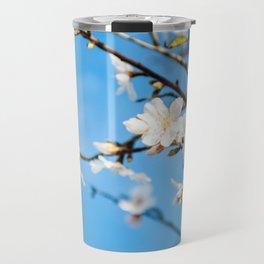 Spring Cherry trees Travel Mug