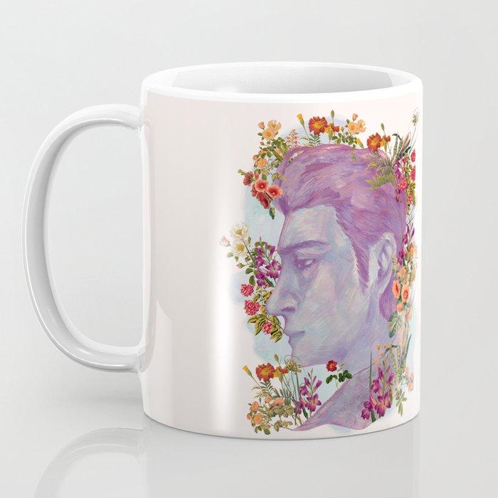 STURDMAN WITH FLOWER DECORATION Coffee Mug