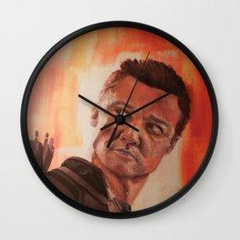 Hardest of Hearts Wall Clock