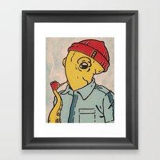 Ned Framed Art Print