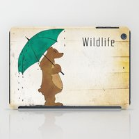 wildlife iPad Cases featuring Wildlife by AhaC