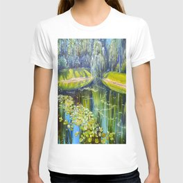 In the park T-shirt