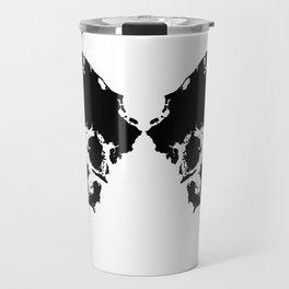 Butterfly Denmark Travel Mug