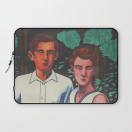 Siegfried and Stephen Laptop Sleeve